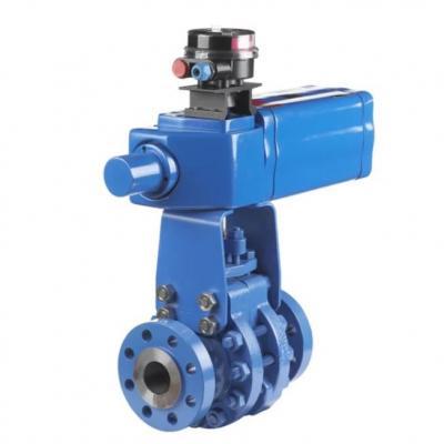 Neles™ trunnion ball valve, series D