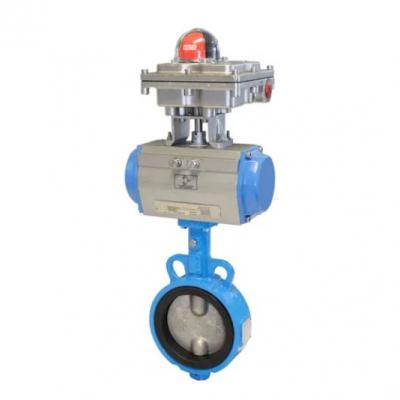 Easyflow by Neles™ resilient seated butterfly valves, series JA