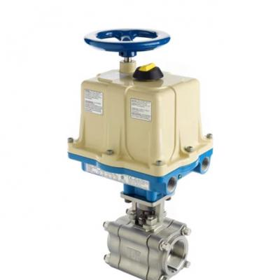 VALVCON™ ADC-Series continuous duty electric actuator