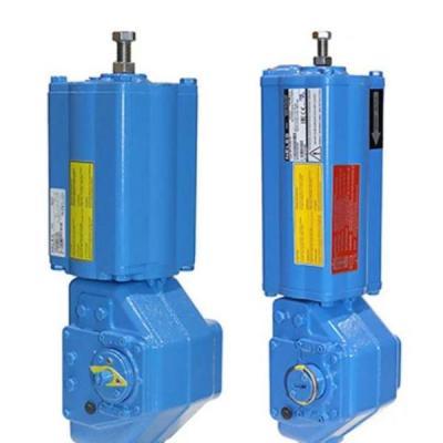 Neles™ pneumatic cylinder actuators, series B1