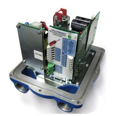 VALVCON™ ESR-Series electronic spring-return electric actuator