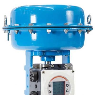 Neles™ pneumatic linear diaphragm actuator, series VD