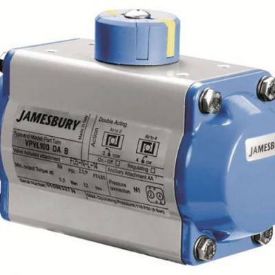 Jamesbury™ Valv-Powr™ VPVL series pneumatic actuator