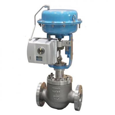 Neles™ top-guided globe valve, series GU