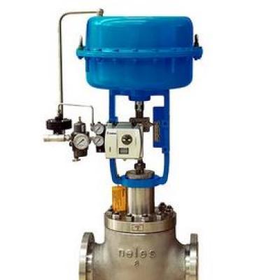Neles™ 3-way globe valve, series GW