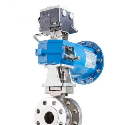 Eccentric rotary plug valves, series FC